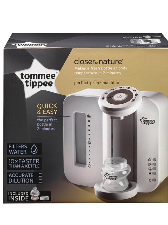 جهاز تحضير زجاجة الرضعات Perfect Prep من Tommee Tippee - لون أبيض image number 4