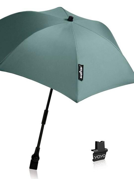 مظلة للحماية من الشمس يويو+ من بيبي زن - أزرق فاتح image number 1