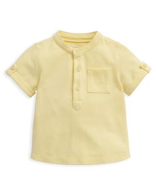 قميص أصفر
