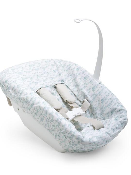 Tripp Trapp Newborn Set Textile Aqua image number 1