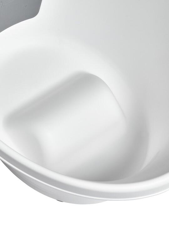 حوض استحمام شناغل - أبيض ورمادي image number 6