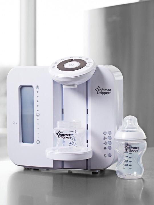 جهاز تحضير زجاجة الرضعات Perfect Prep من Tommee Tippee - لون أبيض image number 5