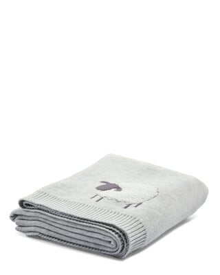 بطانية منسوجة شيب أند مي