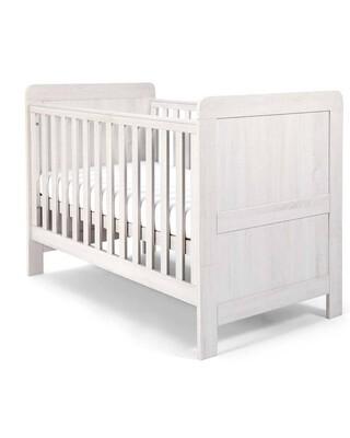 C/BED ATLAS WHITE (ver 2)