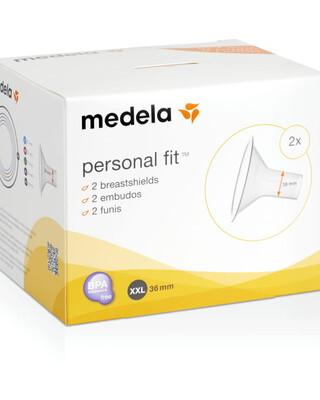واقي الثدي PersonalFit من ميديلا Xxl (36 ملم)