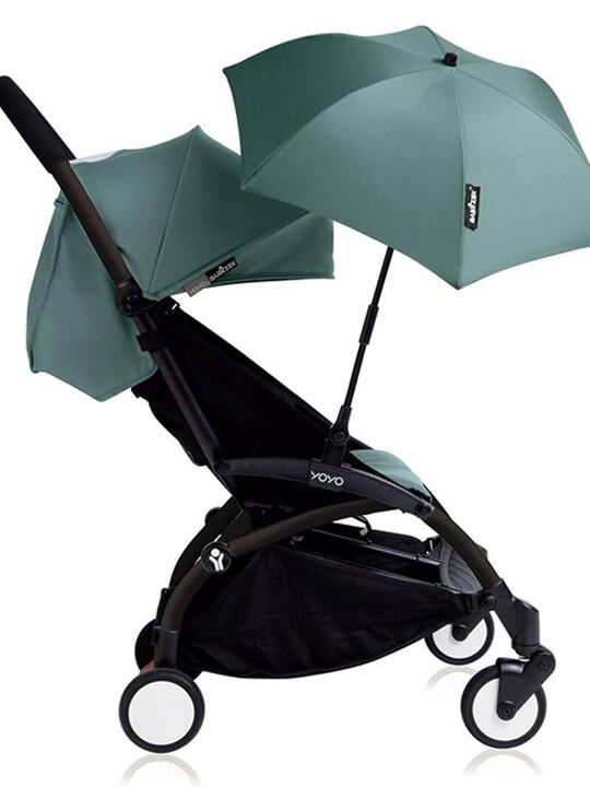 مظلة للحماية من الشمس يويو+ من بيبي زن - أزرق فاتح image number 3