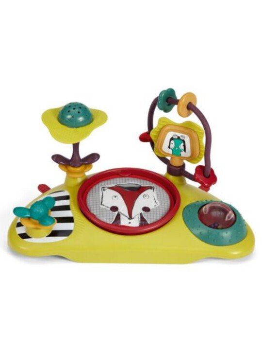 لوح أنشطة ألعاب لمحضن الطفل بيبي سناغ image number 1