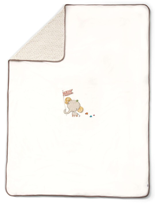 البطانية الصوفية من Zam Bee Zee - (الطول: 160 × العرض: 120 سم) image number 1