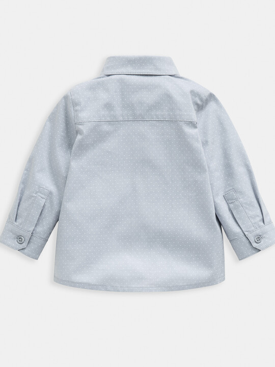 Spot Print Woven Shirt image number 2
