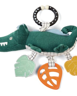Wildly Adventures Alligator Activity Toy
