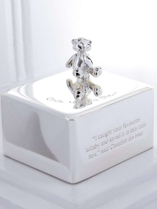 Once Upon a Time - Silver Musical Box image number 1