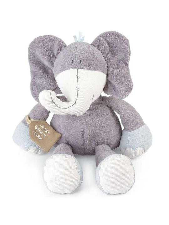 SOFT TOY - PEANUT ELEPHANT image number 1