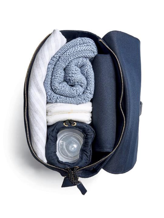 حقيبة تغيير أوكارو - أزرق داكن image number 4
