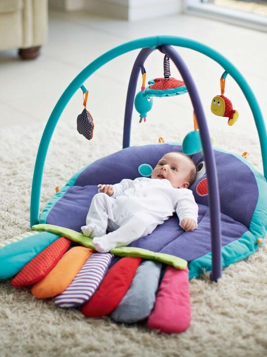 مفرش لعب الأخطبوط لوقت الطعام - Babyplay image number 2