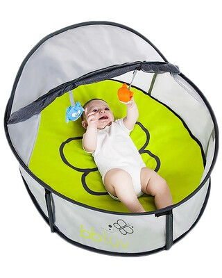 BBLuv Nido Mini - 2 in 1 Travel Bed & Play Tent