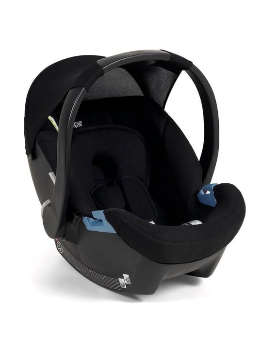 مقعد سيارة Cybex - أسود image number 1