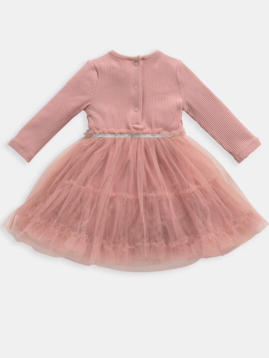 Pink Wrap Dress image number 2