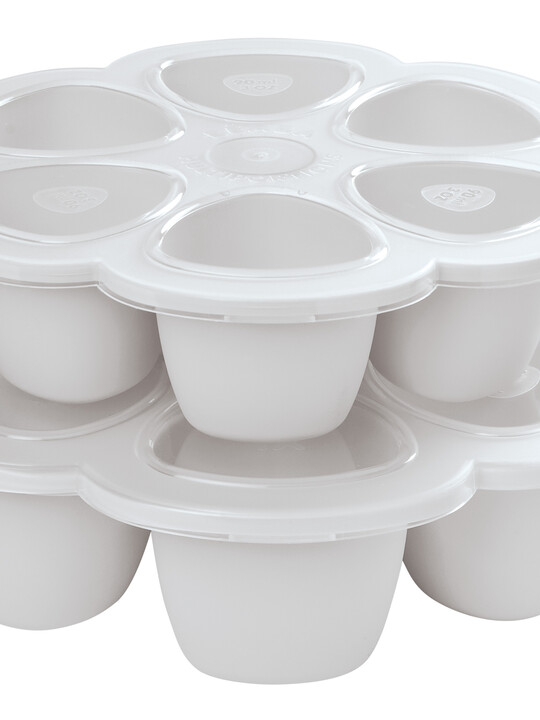 Beaba Silicone Multiportions 6 x 150ml  image number 4