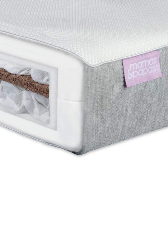 C/BED LUXURY TWIN SPRING MATTRESS image number 1