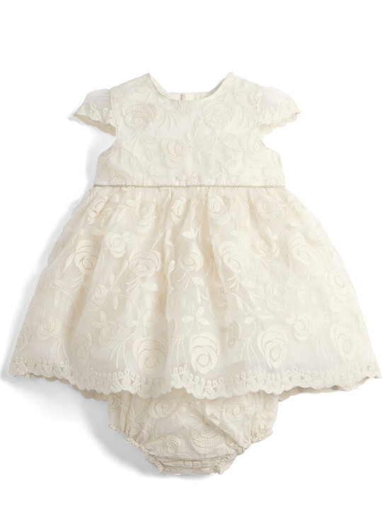 Organza Lace Dress image number 1