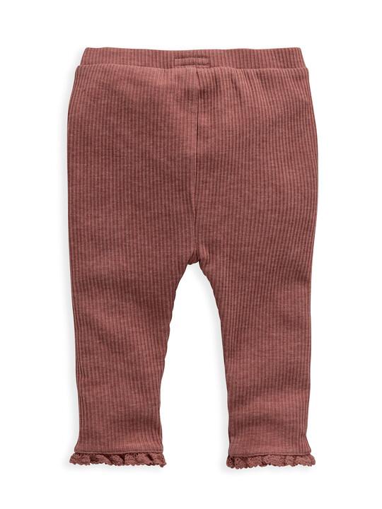 Pink Rib Legging image number 2