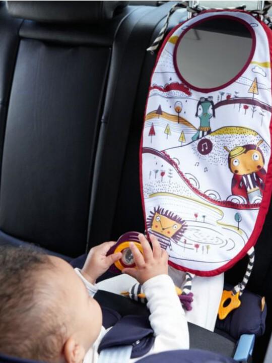 لوحة تسلية الطفل أثناء ركوب السيارة image number 2