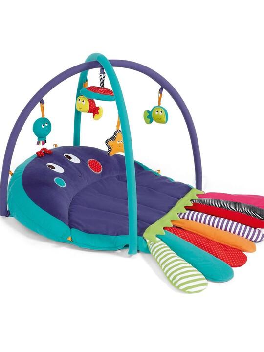 مفرش لعب الأخطبوط لوقت الطعام - Babyplay image number 3