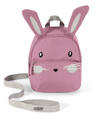 حقيبة ظهر بحزام لمراقبة الطفل - بتصميم أرنب