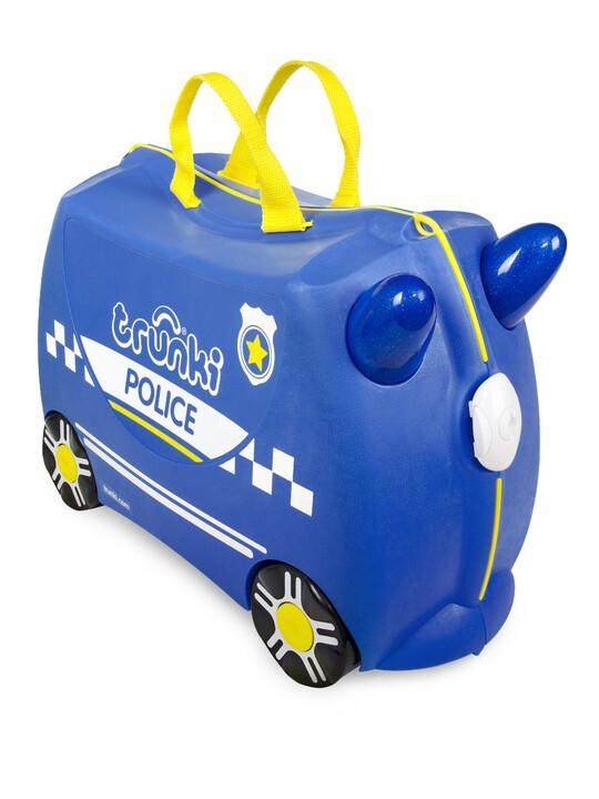 حقيبة سفر بتصميم سيارة الشرطة بيرسي من ترانكي image number 1