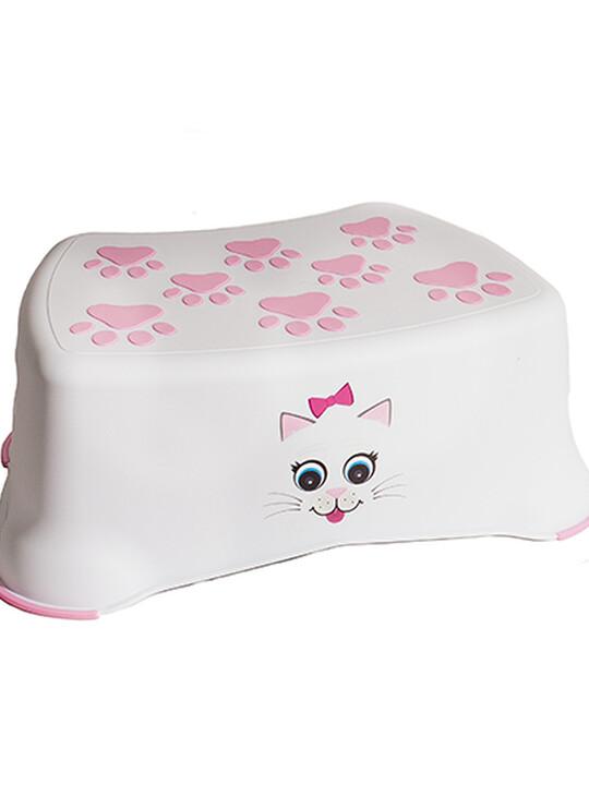 كرسي منخفض ماي ليتل - تصميم قطة image number 1