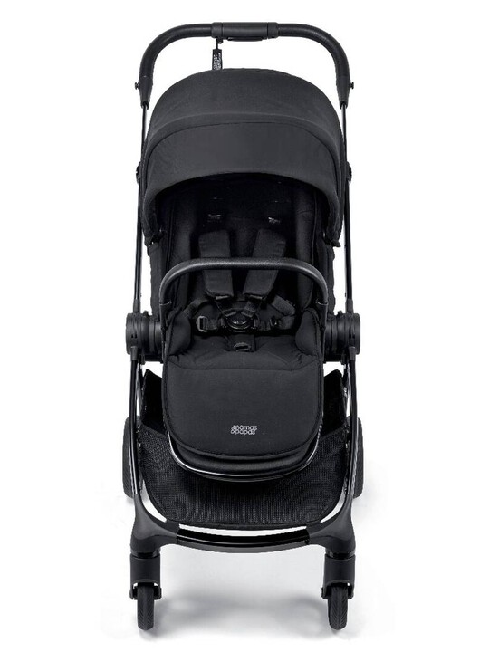 عربة أطفال سترادا - أسود image number 6