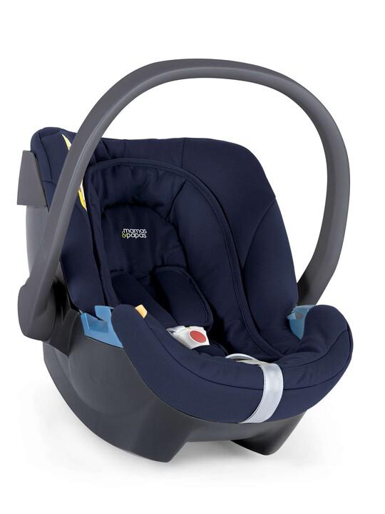 مقعد سيارة Aton - أزرق بحري image number 1