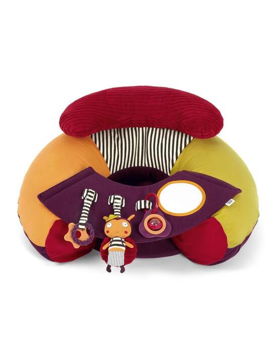مقعد تثبيت الطفل للجلوس واللعب من Babyplay image number 1