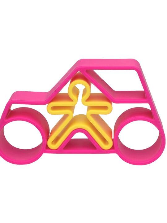 Dena Car Neon Pink image number 1