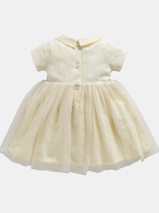 Jersey Broderie Dress image number 2