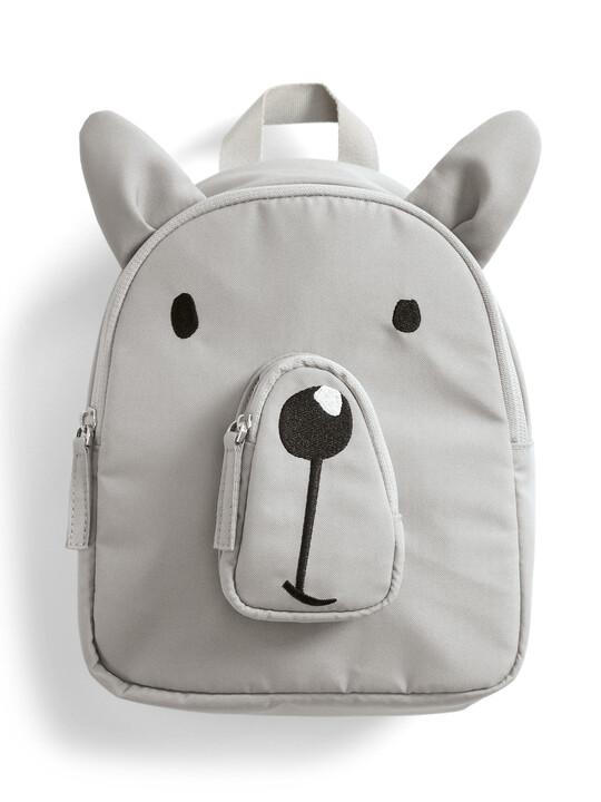 حقيبة ظهر بحزام لمراقبة الطفل - بتصميم دب image number 4