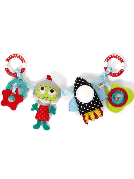 Babyplay - Spaceman Travel Charm image number 1
