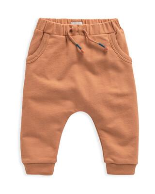 Orange Jersey Jogger