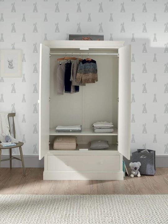 خزانة أكسفورد - أبيض image number 2