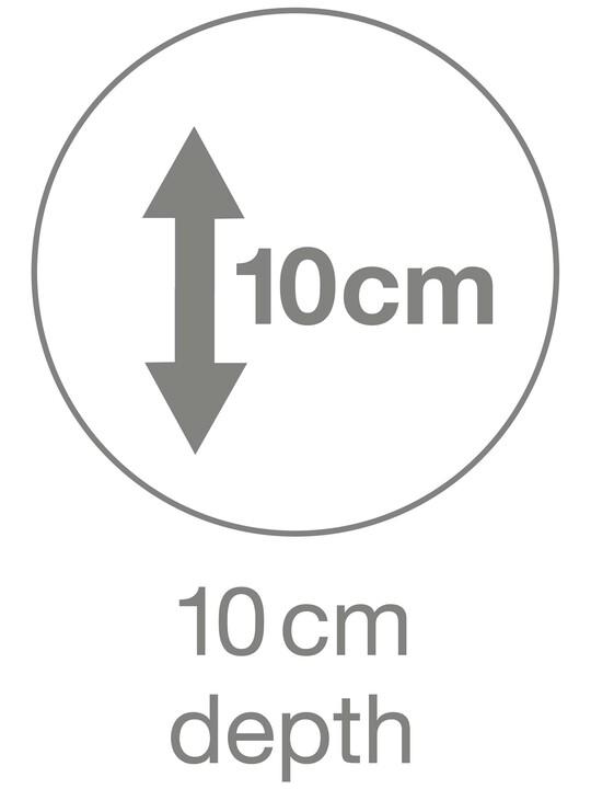 مرتبة المهد الفوم المضادة للحساسية image number 6