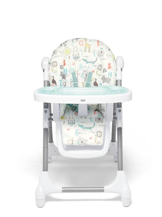 كرسي مرتفع سناكس قابل للتعديل بصينية إضافية قابلة للإزالة - سفاري image number 5