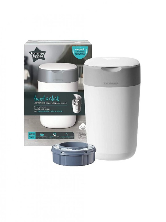 Tommee Tippee Twist & Click- White image number 1