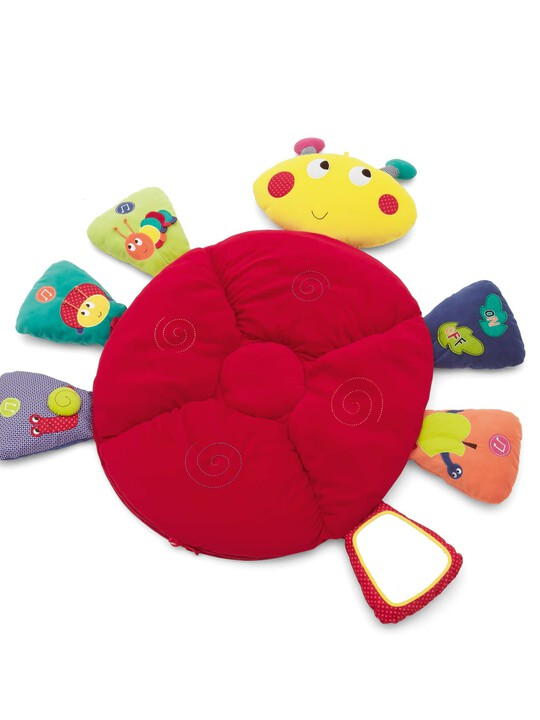 Lotty Light & Sound - Tummy Time Playmat & Gym image number 6