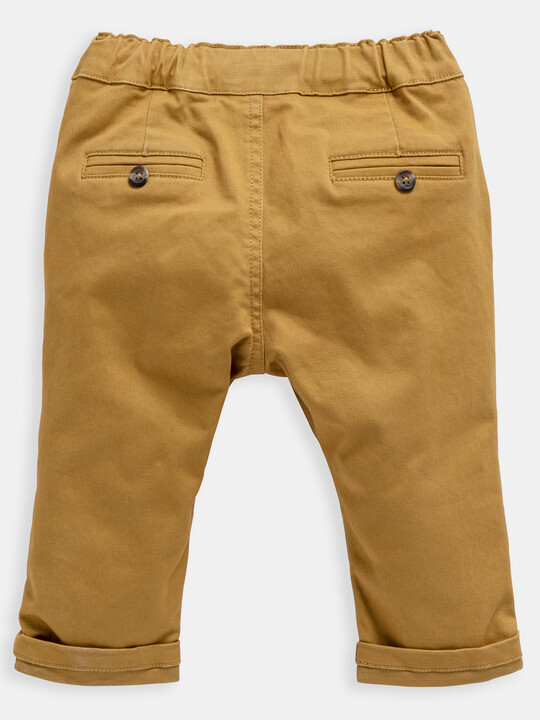 Brown Chino Trouser image number 2