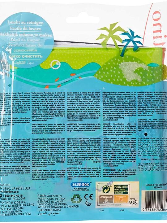 كتاب لحوض الاستحمام من إنفانتينو image number 2