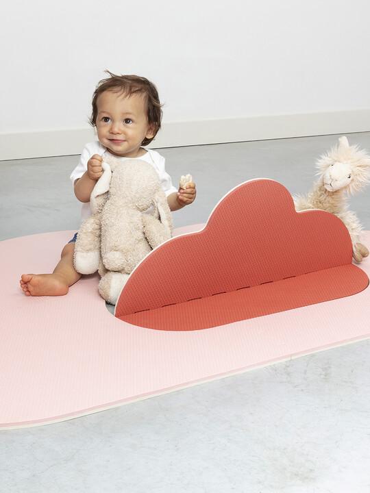 Quut Playmat Cloud Small Blush Rose image number 2