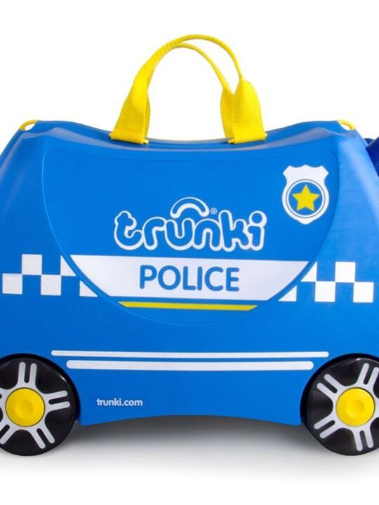 حقيبة سفر بتصميم سيارة الشرطة بيرسي من ترانكي image number 2