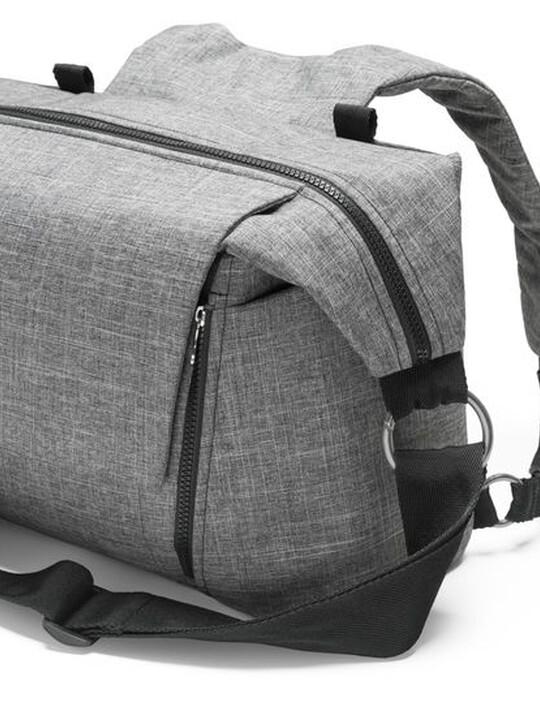 حقيبة تغيير ستوكي- بمزيج من اللون الأسود image number 1