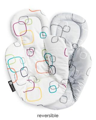 4moms New Reversible Newborn Insert - Multi Plush