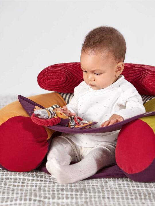 مقعد تثبيت الطفل للجلوس واللعب من Babyplay image number 2